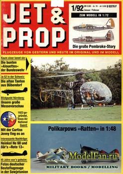 Jet & Prop 1/1992 (January/February)