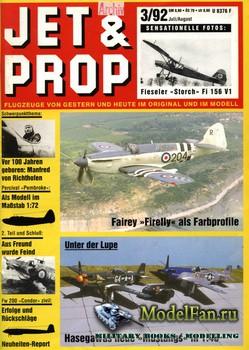 Jet & Prop 3/1992 (July/August)