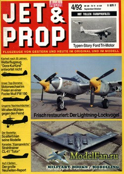 Jet & Prop 4/1992 (September/October)