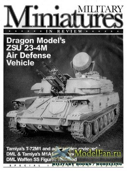 Military Miniatures in Review (Special Inaugural Issue, 1993)