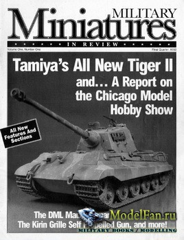 Military Miniatures in Review №1 (Vol.1 No.1, 1993)