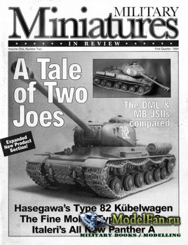 Military Miniatures in Review №2 (Vol.1 No.2, 1994)