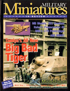 Military Miniatures in Review №4 (Vol.1 No.4, 1994)