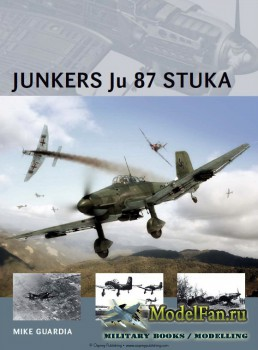 Osprey - Air Vanguard 15 - Junkers Ju 87 Stuka