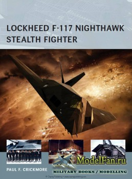 Osprey - Air Vanguard 16 - Lockheed F-117 Nighthawk Stealth Fighter