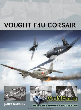 Osprey - Air Vanguard 17 - Vought F4U Corsair