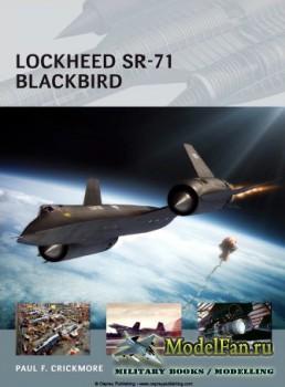 Osprey - Air Vanguard 20 - Lockheed SR-71 Blackbird