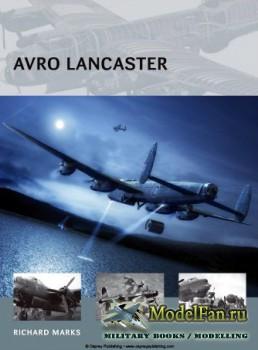 Osprey - Air Vanguard 21 - Avro Lancaster
