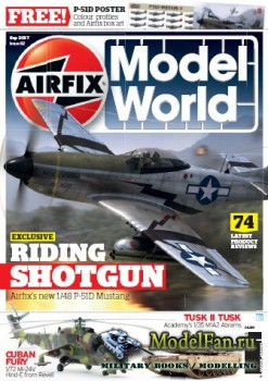 Airfix Model World - Issue 82 (September 2017)