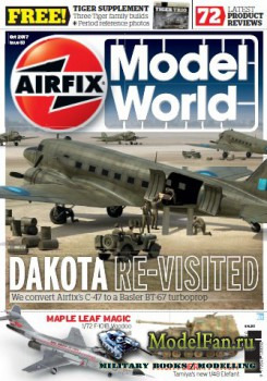 Airfix Model World - Issue 83 (October 2017)