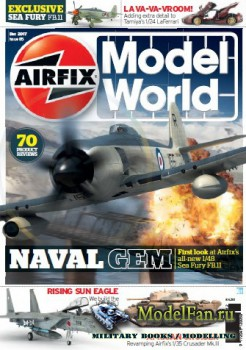 Airfix Model World - Issue 85 (December 2017)
