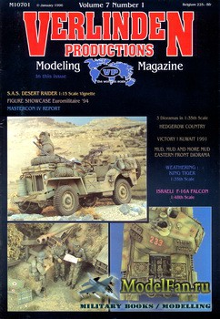 Verlinden Publications - Modeling Magazine (Volume 7 Number 1)