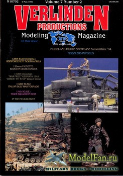 Verlinden Publications - Modeling Magazine (Volume 7 Number 2)