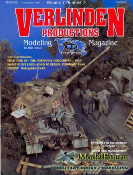 Verlinden Publications - Modeling Magazine (Volume 7 Number 3)