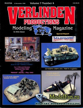 Verlinden Publications - Modeling Magazine (Volume 7 Number 4)