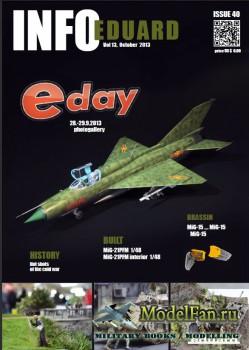 Info Eduard (October 2013) Vol.13 Issue 40