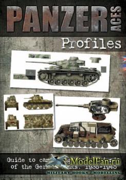 EuroModelismo - Panzer Aces Profiles