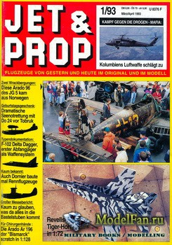 Jet & Prop 1/1993 (March/April)