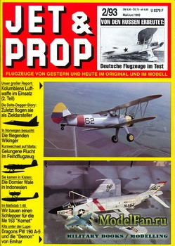 Jet & Prop 2/1993 (May/June)