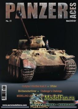 EuroModelismo - Panzer Aces №21
