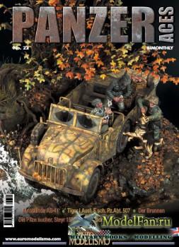 EuroModelismo - Panzer Aces №22