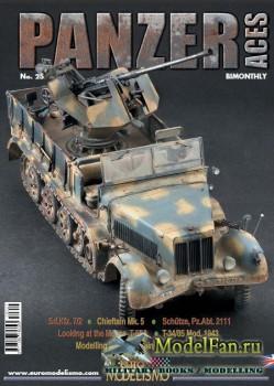 EuroModelismo - Panzer Aces №25