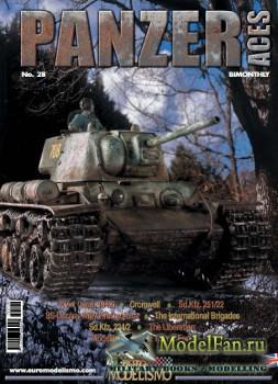 EuroModelismo - Panzer Aces №28