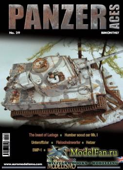 EuroModelismo - Panzer Aces №29