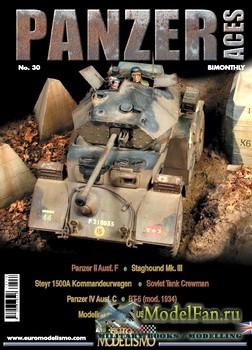EuroModelismo - Panzer Aces №30