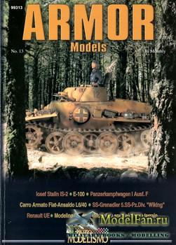 Armor Models (EuroModelismo) №13