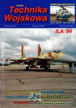 Nowa Technika Wojskowa 6/1994