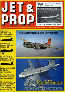 Jet & Prop 1/1994 (March/April 1994)