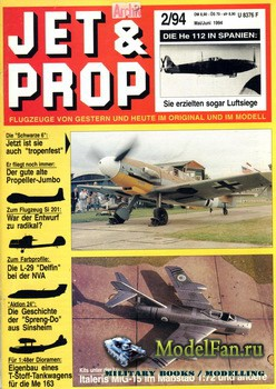 Jet & Prop 2/1994 (May/June 1994)