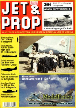 Jet & Prop 3/1994 (July/August 1994)