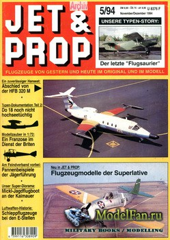 Jet & Prop 5/1994 (November/December 1994)