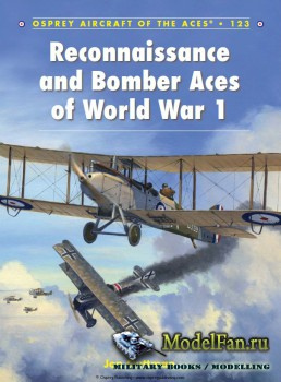 Osprey - Aircraft of the Aces 123 - Reconnaissance and Bomber Aces of World War 1