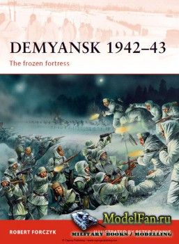 Osprey - Campaign 245 - Demyansk 1942-43. The frozen fortress