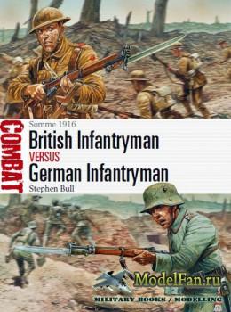 Osprey - Combat 5 - British Infantryman vs German Infantryman. Somme 1916