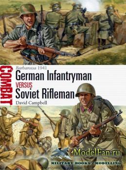 Osprey - Combat 7 - German Infantryman vs Soviet Rifleman. Barbarossa 1941