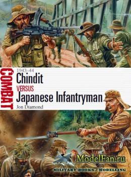 Osprey - Combat 10 - Chindit vs Japanese Infantryman. 1943-44