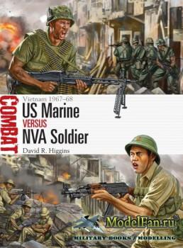 Osprey - Combat 13 - US Marine vs NVA Soldier. Vietnam 1967-68