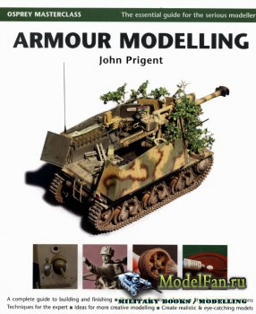 Osprey - Masterclass - Armour Modelling (John Prigent)