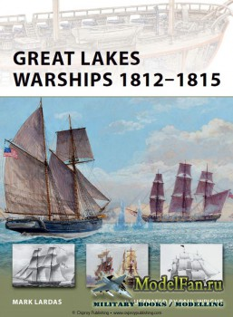 Osprey - New Vanguard 188 - Great Lakes Warships 1812-1815