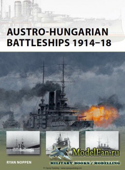 Osprey - New Vanguard 193 - Austro-Hungarian Battleships 1914-18