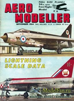 Aeromodeller (November 1964)