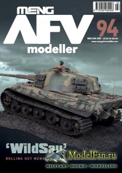 AFV Modeller - Issue 94 (May/June) 2017