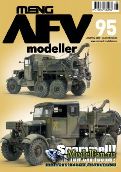 AFV Modeller - Issue 95 (July/August) 2017