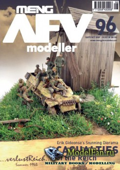 AFV Modeller - Issue 96 (September/October) 2017