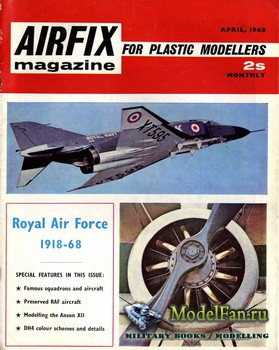 Airfix Magazine (April, 1968)