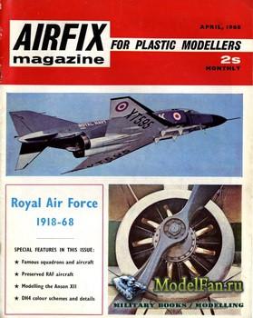 Airfix Magazine (April, 1968)